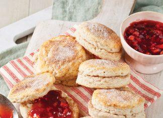 Snickerdoodle Biscuits