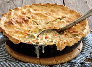 South's Best Chicken Pot Pie