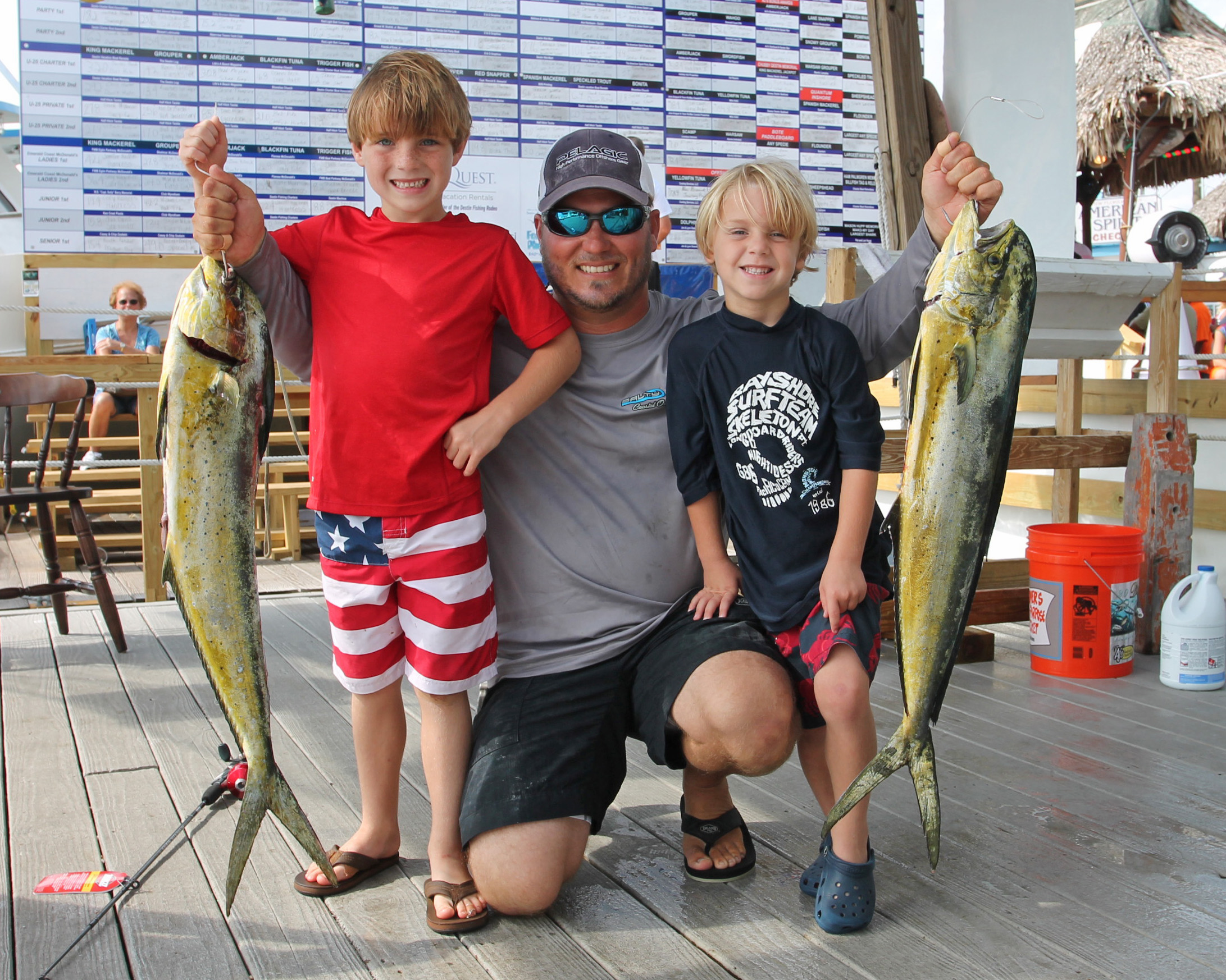 Destin Fishing Rodeo - Emerald Coast