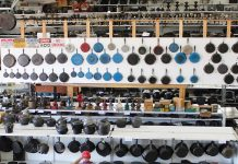 The Biggest Collection of Cast Iron in the World