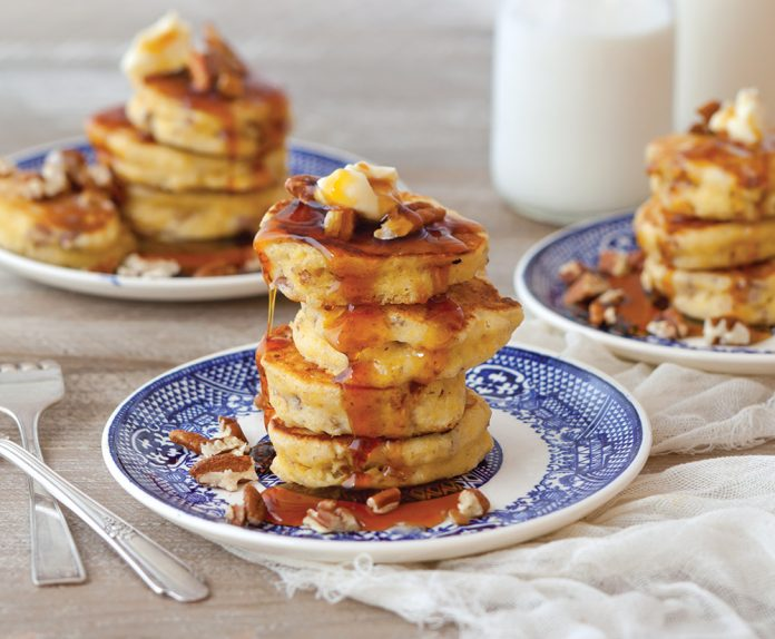 Hot-off-the-Griddle Pancakes