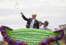 Shreveport Mardi Gras