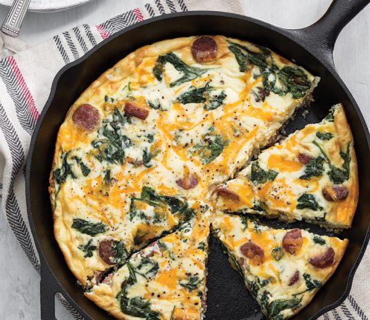 Skillet Breakfast Casserole