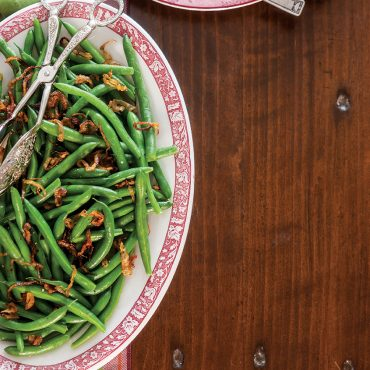 Stovetop Green Beans