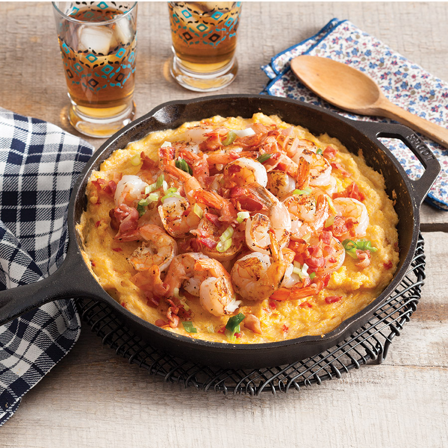 Shrimp And Grits Casserole Taste Of The South