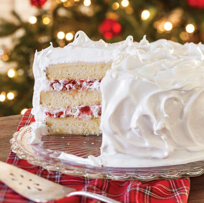 Lord Baltimore Cake