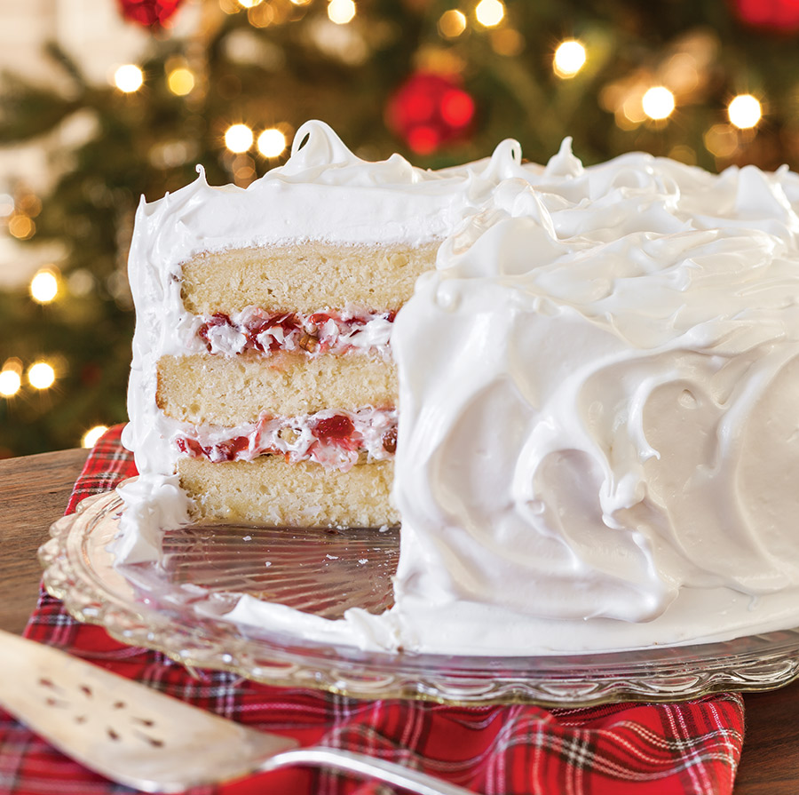 Recipe For Fluffy White Cake Frosting