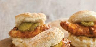 Pickle-Brined Chicken Tenders