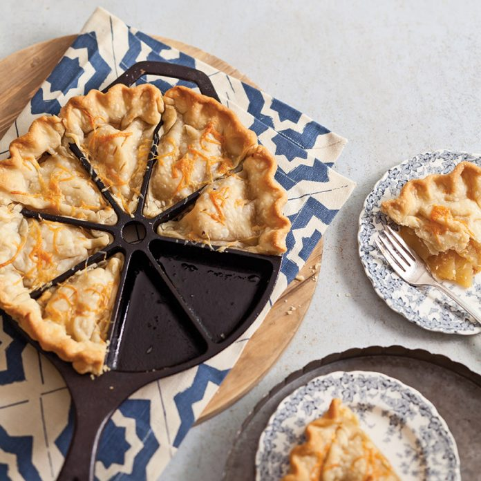 Apple-Cheddar Pie Wedges
