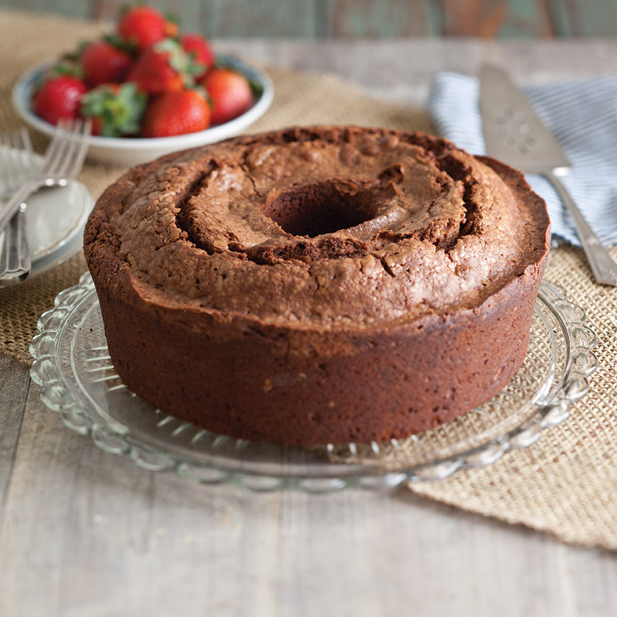 Recipe For Best Chocolate Pound Cake