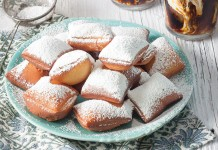 vanilla beignets