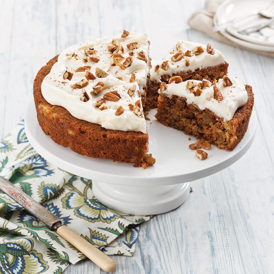 Healthier Carrot Cake Taste Of The South