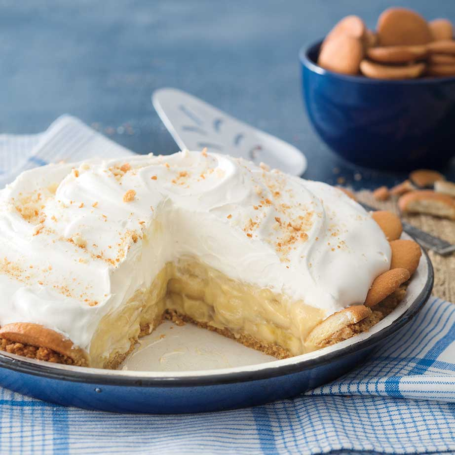 how to make pudding pie