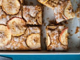 Apple Sheet Cake