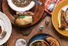 Our Favorite Fall Soup And Bread PAirings
