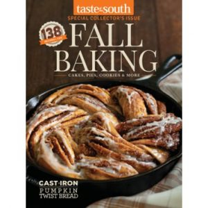 Taste of the South Special Issue Fall Baking 2017