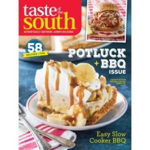 Taste of the South May June 2017