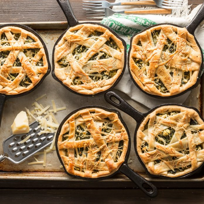 Collard Green Pies