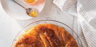 orange marmalade twist bread
