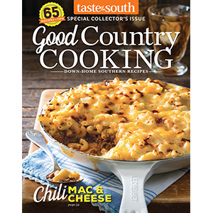 good country cooking 2018 taste of the south