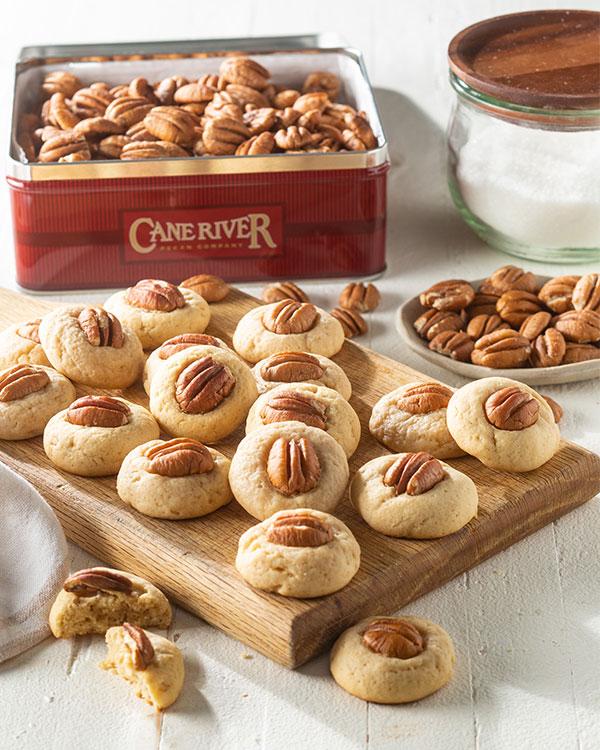 Pecan Pound Cake Cookies