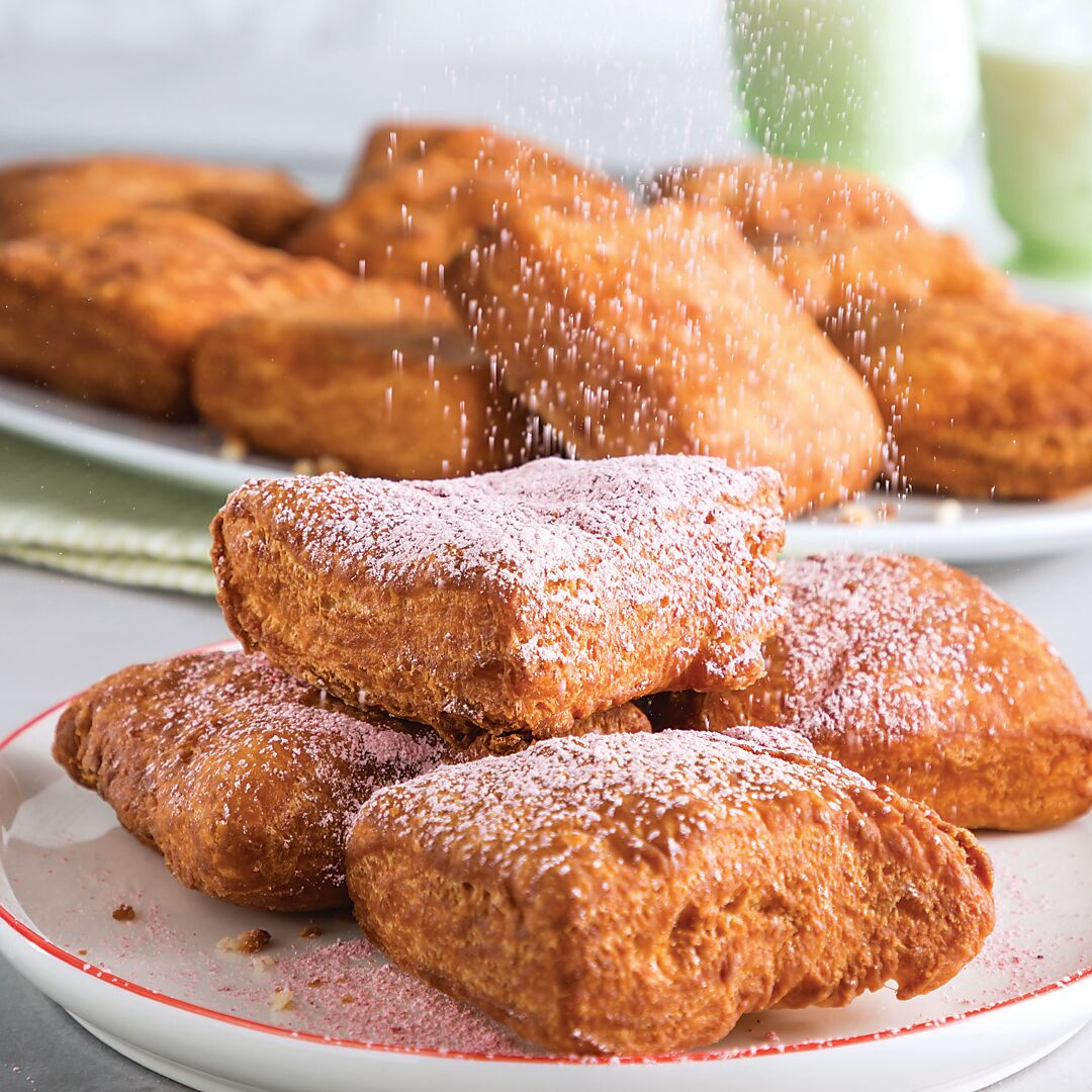 Angel Biscuit Beignets - Taste of the South